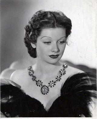 Lucille Ball c. 1930's