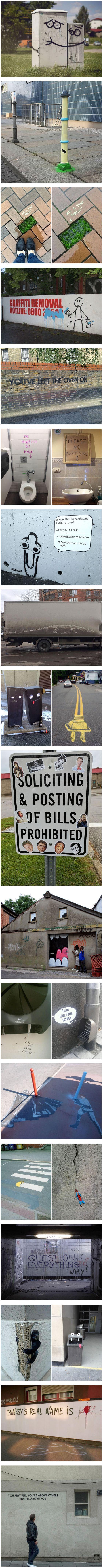 Random Acts of Brilliant Vandalism