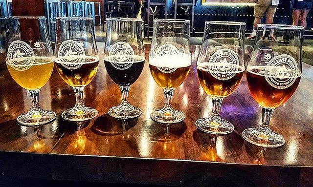 Happy Labor Day from Ballast Point Brewing Company 🍻  #ballastpoint #sculpin #beer #beertasting #beerflights #ipa #doubleipa #sdbeer #sandiego #sandiegobeer #sandiego #sandiegoconnection #sdlocals #sandiegolocals - posted by alex hall 🌞 https://www.instagram.com/alex.hall13. See more San Diego Beer at http://sdconnection.com