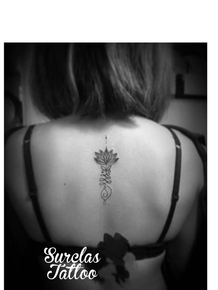 #lotus #unalome #symbol #tattoo #surclas