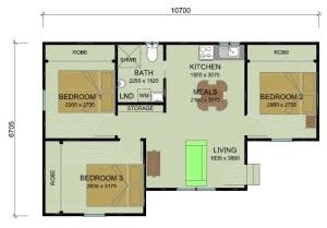 """granny pod   To see our most popular models, click on the image below - 3BR """"Orange ..."""