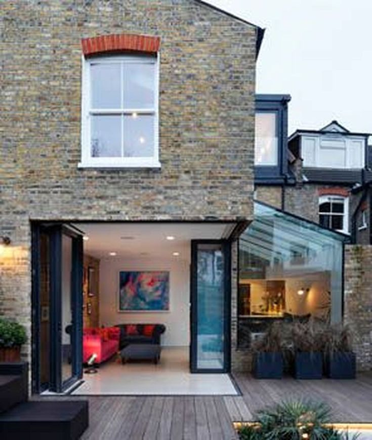 Conservatory And Glass Extension Ideas: Best 25+ Glass Extension Ideas On Pinterest