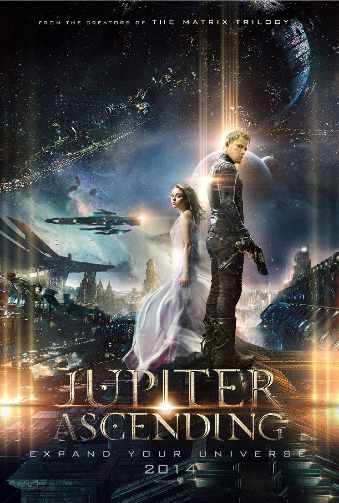 BULLSEYE OR MISFIRE: Jupiter Ascending Reviews - Critic Reviews for Jupiter Ascending via Rotten Tomatoes   Is there now enough evidence to support the idea that [The Matrix's] pop brilliance, its kinetic-yet-smartly-allegorical storytelling, was an anomaly? Full Review… | February 6, 2015 Joe Gross Austin American-Statesman Jupiter ...