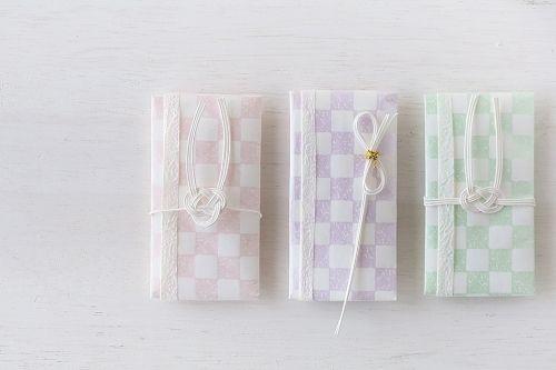 折り紙と水引があればできちゃう! オリジナルのお年玉袋