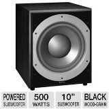 Introducing Infinity Primus PS410 10Inch 300Watt Powered Subwoofer Black. Great product and follow us for more updates!