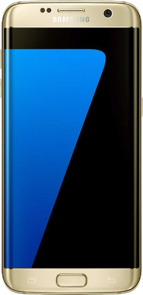 Awesome Samsung's Galaxy 2017: Samsung Galaxy S7 edge Android smartphone. Announced 2016, February. Features 4G... Buy Used Mobile Phone