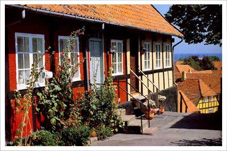 Bornholm - Dejlig natur og skønne byer venter dig