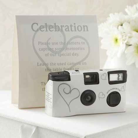 Disposable Camera   10 Ways To Keep Your Guests Entertained At Your Wedding