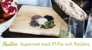 Supermat med PT-Fia och Paulúns - Metro Mode - Webb-TV - Metro Mode
