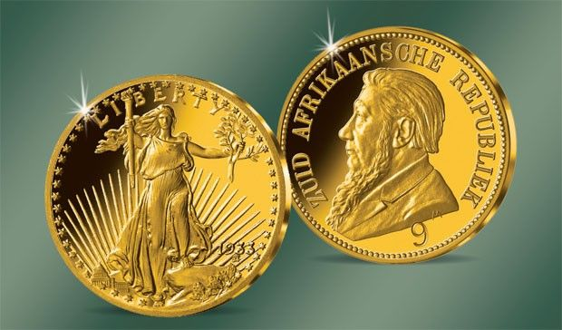 """MILLION DOLLAR COLLECTION  Producto OFICIAL: Las monedas más valiosas del mundo. Adquiera en la colección la cuidada reproducción del """"Double Eagle"""", considerada la moneda más valorada del mundo."""