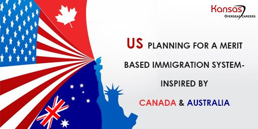 United States of America is planning for a #meritbasedimmigration system. A bill has been passed with the same proposal, and on approval may become a new immigration law. Read complete information about the proposal @ https://www.kansaz.com/immigration-news/us-planning-merit-based-system-inspired-canada-australia/