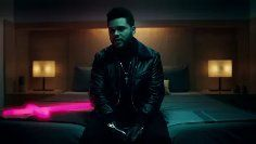 I'm watching I Feel It Coming by The Weeknd