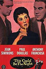 Watch This Could Be The Night 1957 Full Hd Online Poster