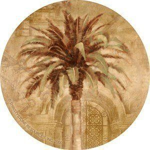 Old World Palm Thirstystone .. set of four..natural sandstone by Thirstycoasters. $25.00. Made in the U.S.A.. Ultra Absorbent. Set of 4 Natural Sandstone Coasters. Will Last and Absorb for Years. Cork Backing to Protect Your Furniture. Thirstystone quarries their sandstone for the Coasters in the Southwestern United States using the most environmentally conscious methods to extract the sandstone boulders that will be crafted into Thirstystone coasters. Thirstystone S...