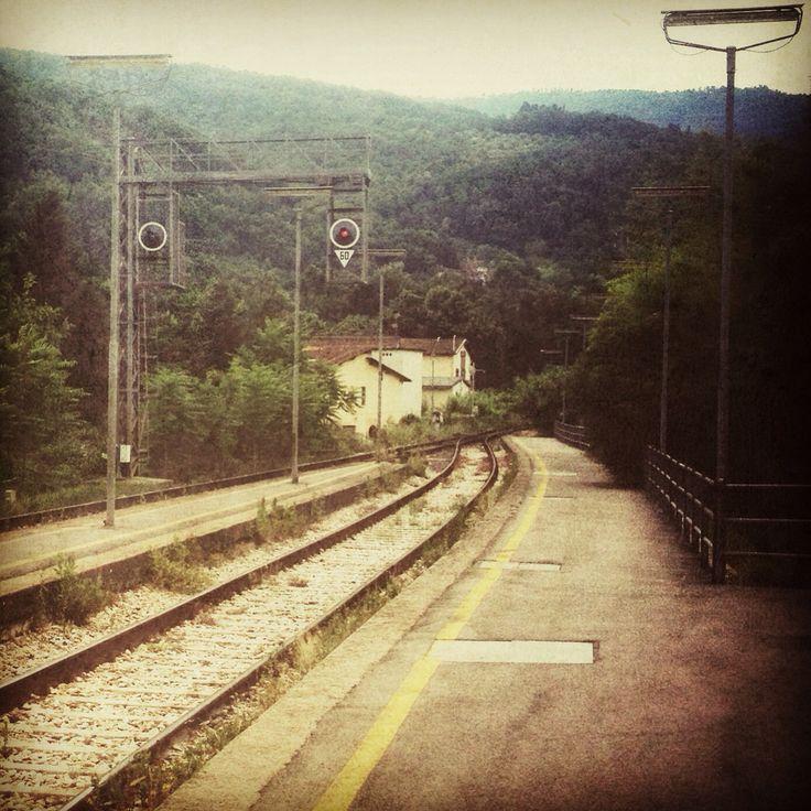 Stazione di Contea • Mugello