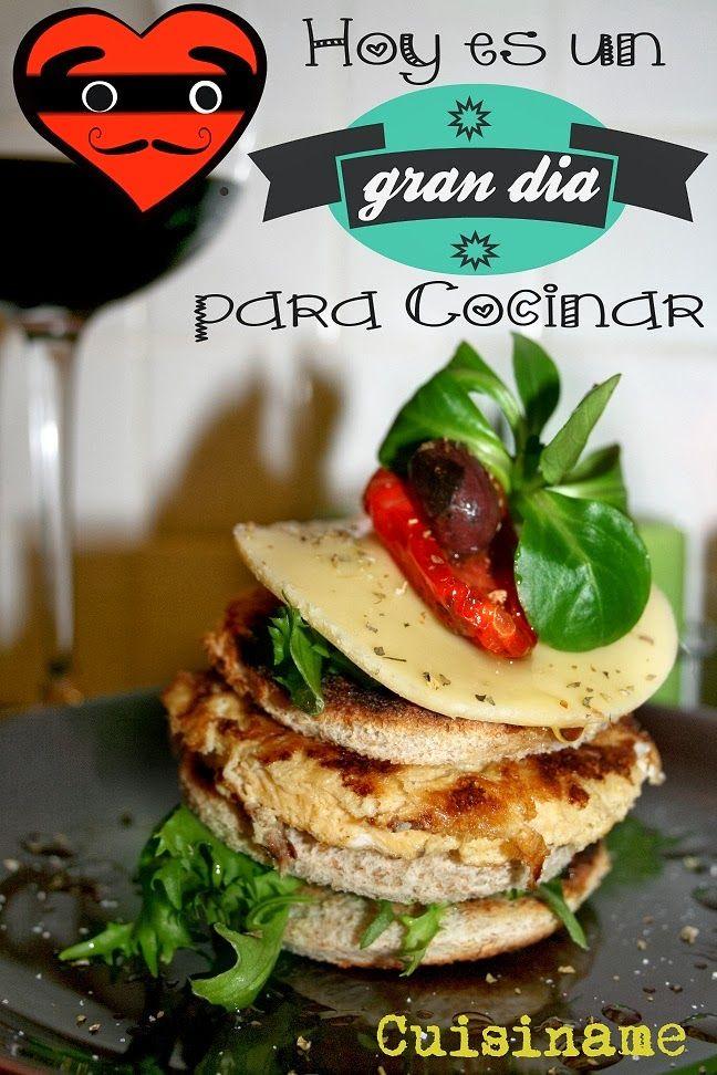 Bocadillos Gourmet | Recetas Originales