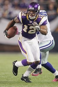 Percy Harvin - Great player but what a locker room cancer he turned out being!!