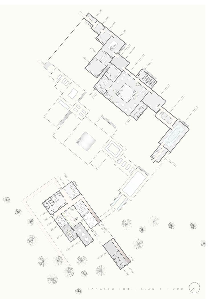 5'th semester project. Bangsbo Fort - Fredrikshavn