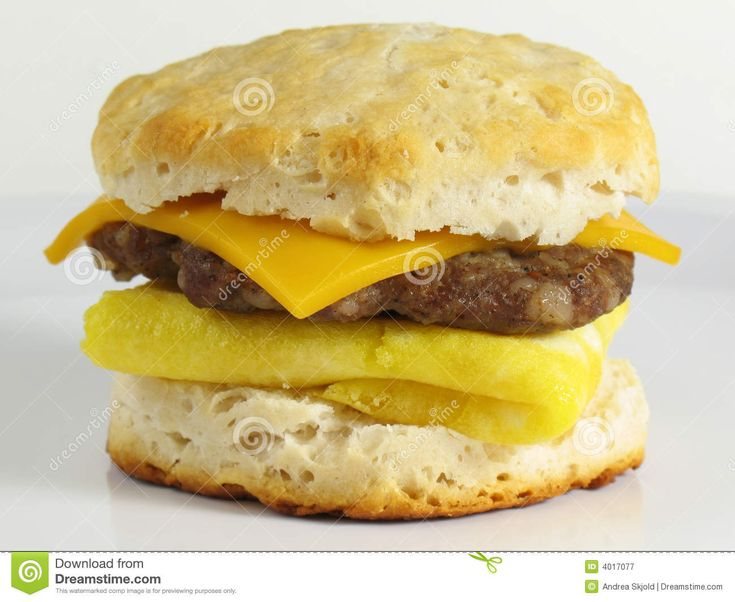 Sausage Egg And Cheese Biscuit Mcdonald's sausage egg & cheese biscui...