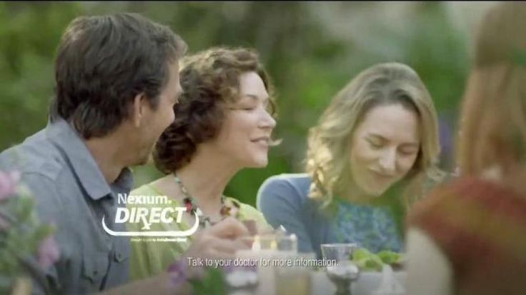 Nexium Commercial Actress | Direct TV Commercial--love this short hairstyle in the center.
