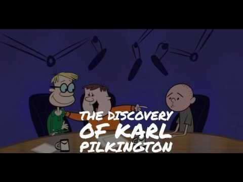 The Discovery of Karl Pilkington by Ricky Gervais and Stephen Merchant (2001) #humor #funny #lol #comedy #chiste #fun #chistes #meme