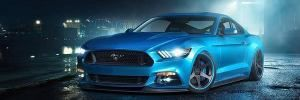 2016 Ford Mustang GT350 - front