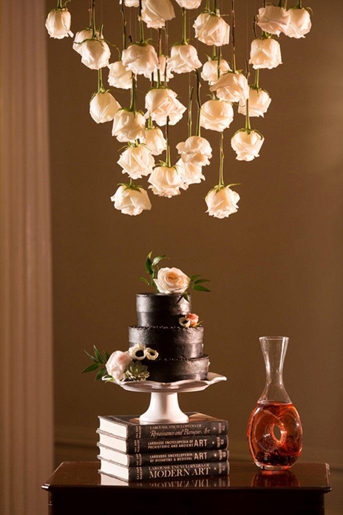 The Original Design Of Roses Romantic Decoration Ideas