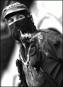 Subcomandante Marcos...amor revolucionario