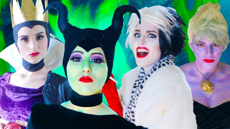 Disney Villains - The Musical feat. Maleficent- I enjoy this wayyy too much