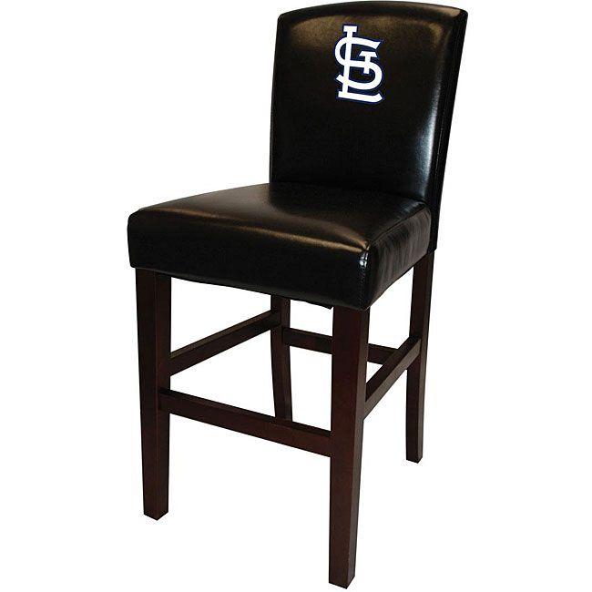 Sport Bar Design Ideas A Look At Sports Bar Stools: MLB St. Louis Cardinals Bar Stools (Set Of 2)
