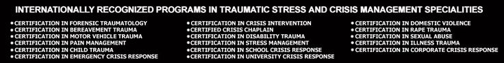 The Effects of Post Traumatic Stress Disorder (PTSD) on the Officer and the Family