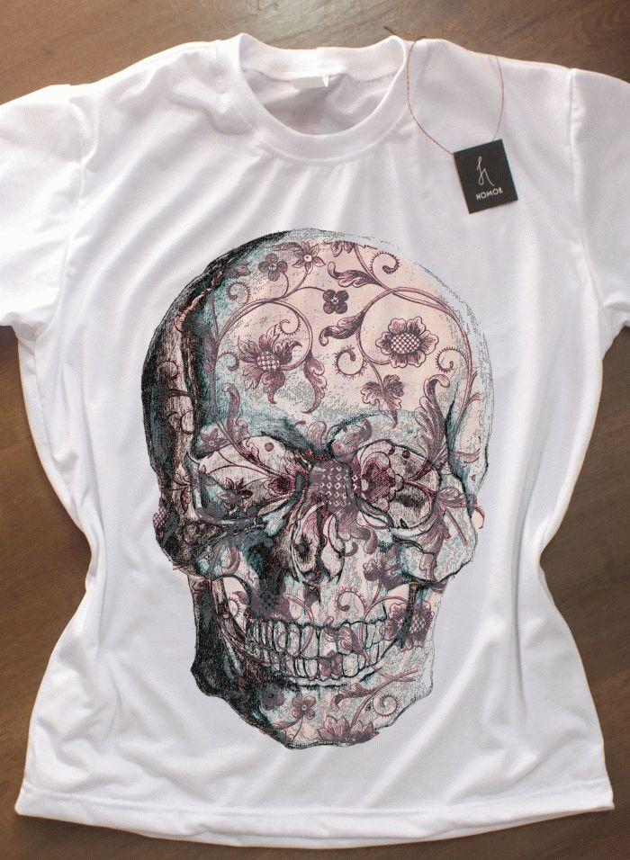 Camisetas Masculinas e Femininas para Comprar Online