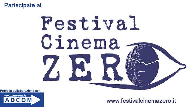 Festival CinemaZero 2016 Anche per quest'anno, i premi del concorso legato al Festival saranno due buoni da 1000 € (premio della giuria) e 500 € (premio del pubblico) da spendere presso www.adcom.it Come fare a vincerli? C'è tempo fino al 3 novembre per iscriversi! www.festivalcinemazero.it