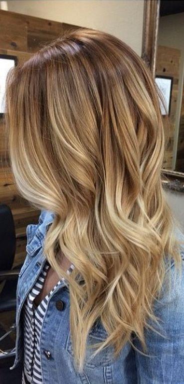 Colors Fall Hair Highlights (18)
