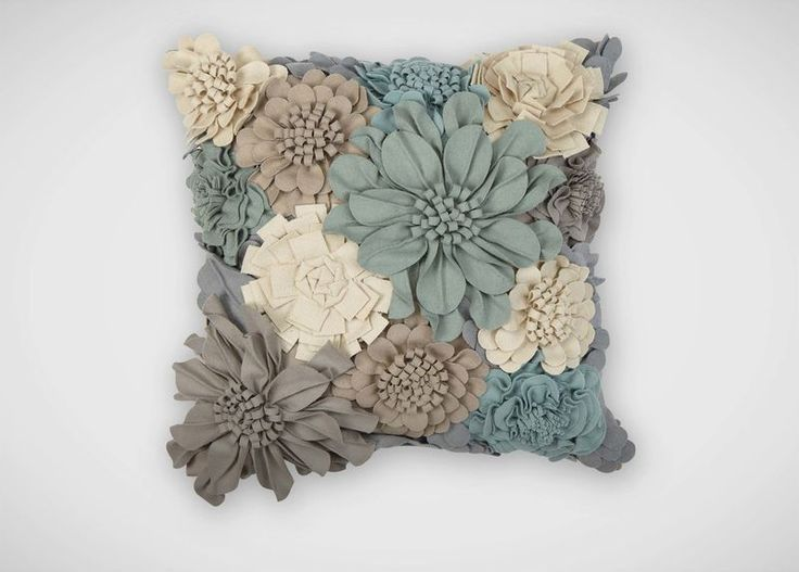 Wildflower Pillow | Pillows