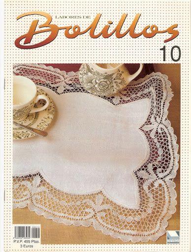 Labores Bolillos 10 - Victoria sánchez ibáñez - Álbumes web de Picasa