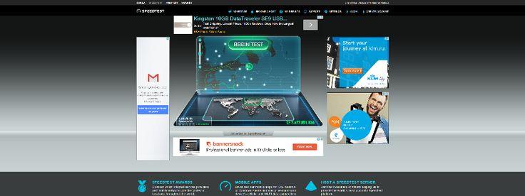 SPEEDTEST.NET http://adcoock.com/services/best-30-free-internet-speed-test-check-service.html