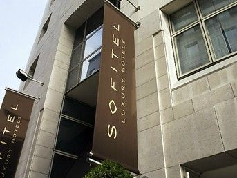 Sofitel Paris La Defense Centre - Hôtel de luxe parisien.