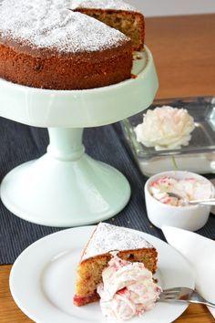 Buchweizen-Torte #ichbacksmir #rührkuchen