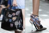 Las nuevas bolsas y zapatos de Dior