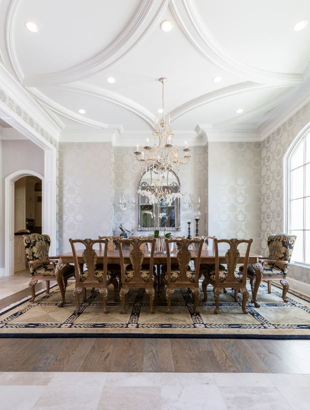 Beautiful dining room Dining Room in 2018 Pinterest Dining - Beautiful Dining Rooms