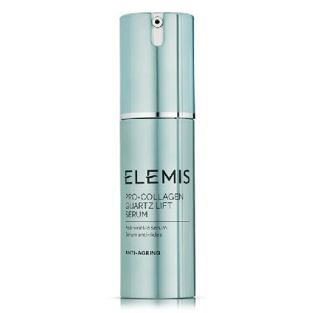Elemis Pro-Collagen Quartz Lift Serum 30ml Pro-Collagen Quartz Lift Serum contains pure concentrated Padina Pavonica, proven to help strengthen the protective layer of the epidermis, leaving the skin looking younger and smoother. Formulated wi http://www.MightGet.com/january-2017-11/elemis-pro-collagen-quartz-lift-serum-30ml.asp
