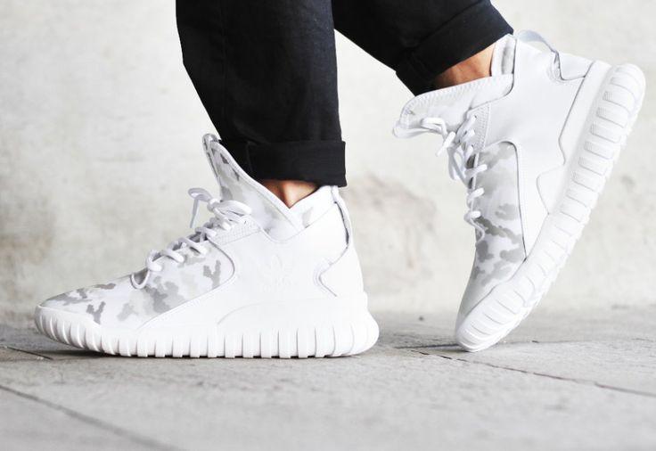 Adidas Tubular X Triple White