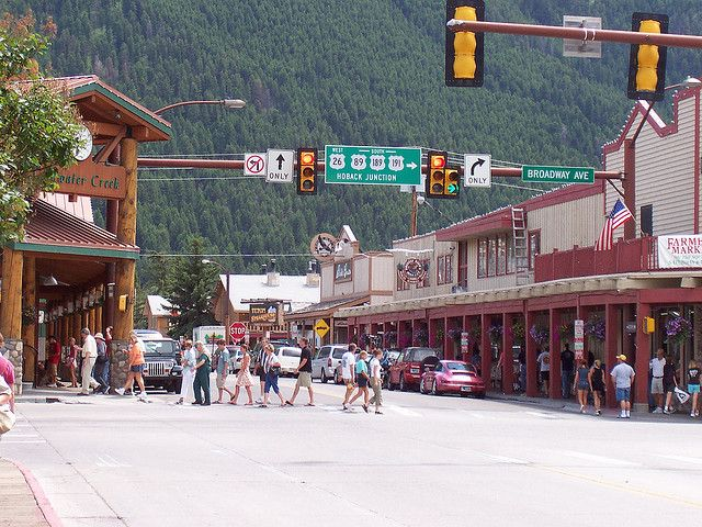 Best mountain towns jackson hole wyoming jackson hole for Towns near jackson hole wyoming