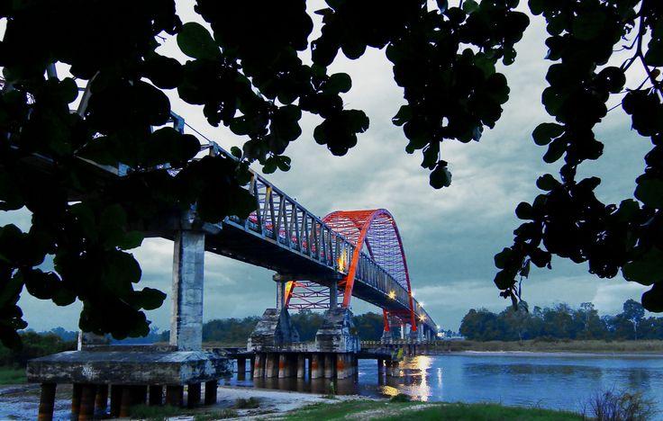 Kahayan River #Borneo