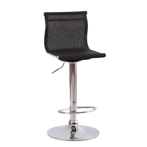 File döşemeli hidrolik sistem kromaj ayaklı file döşemeli bar sandalyesi Siyah ve beyaz döşeme alternatifleri mevcutur. file döşemeli bar sandalyesi fiyat..