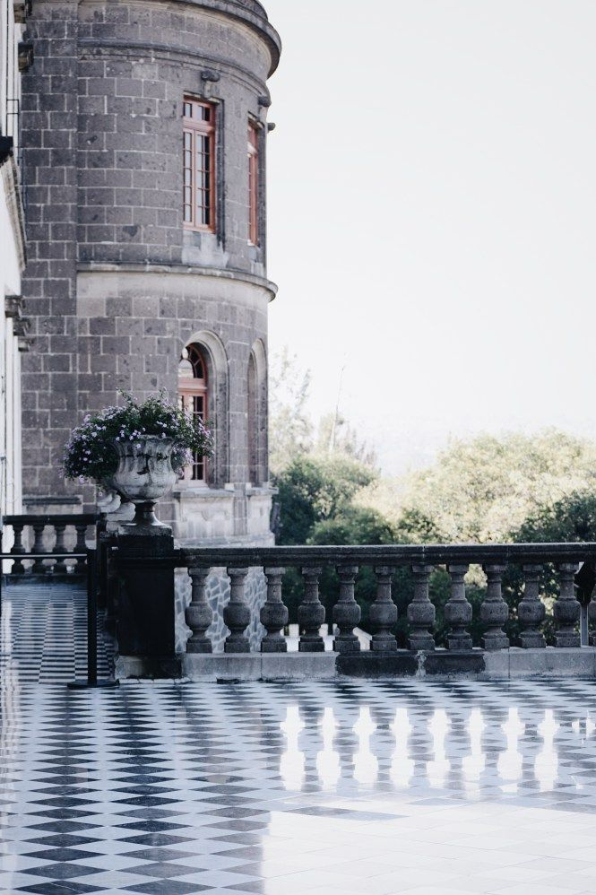 Chapultepec Castle-ocated in El Bosque de Chapultepec, this castle sits high above the city, giving you major 360 views. The grounds are unbelievably gorgeous and museum equally as impressive. Get here early or you will find yourself at the back of a very long line.