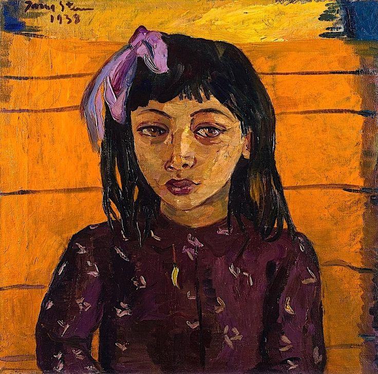 Malay Girl, 1938 Irma Stern