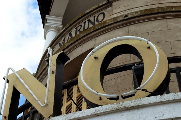 Hotel Marino. Necochea, Argentina  Photo by Marcela Gonzalez.