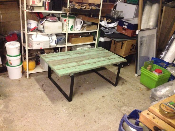 Stilladsbrædder bord